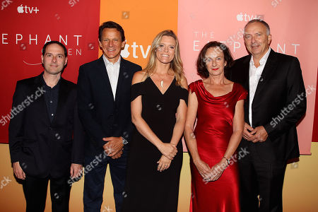 Alex Heffes, Etienne Oliff, Lucinda Englehart,Victoria Stone and Mark Deeble