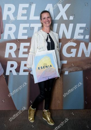 Stock Picture of Chloe Delevingne at ESENIA CDB oil spray launch