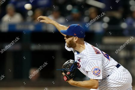 Editorial image of Marlins Mets Baseball, New York, USA - 26 Sep 2019