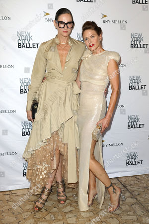 Editorial image of Eighth Annual New York City Ballet Fall Fashion Gala , Arrivals, USA - 26 Sep 2019