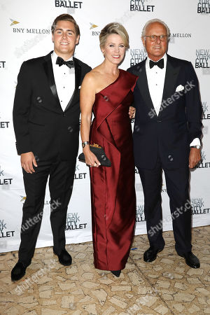 Editorial picture of Eighth Annual New York City Ballet Fall Fashion Gala , Arrivals, USA - 26 Sep 2019