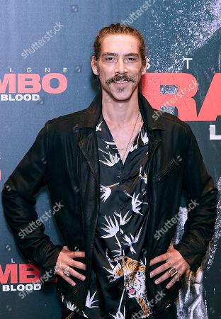 Editorial image of 'Rambo: Last Blood' film photocall, Madrid, Spain - 26 Sep 2019