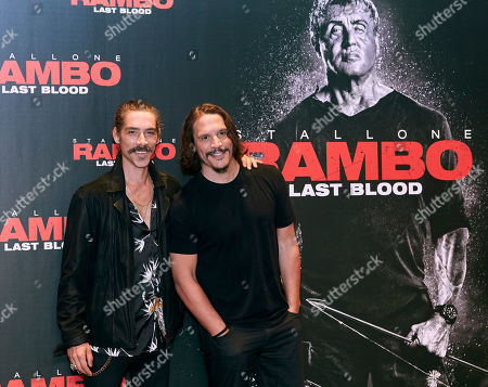 Editorial picture of 'Rambo: Last Blood' film photocall, Madrid, Spain - 26 Sep 2019