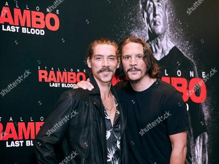 Editorial photo of 'Rambo: Last Blood' film photocall, Madrid, Spain - 26 Sep 2019