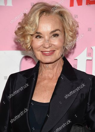 """Jessica Lange attends the premiere of Netflix's """"The Politician"""" at the DGA New York Theater, in New York"""