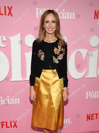 """Disney Television Studios chairman Dana Walden attends the premiere of Netflix's """"The Politician"""" at the DGA New York Theater, in New York"""