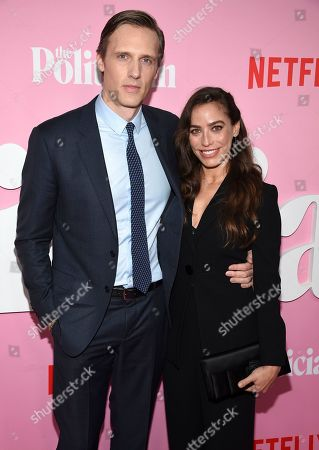 """Editorial photo of NY Premiere of Netflix's """"The Politician"""", New York, USA - 26 Sep 2019"""