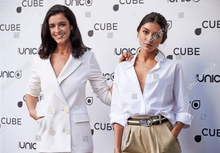 Editorial picture of 'Centros Unico'photocall, Madrid, Spain - 26 Sep 2019