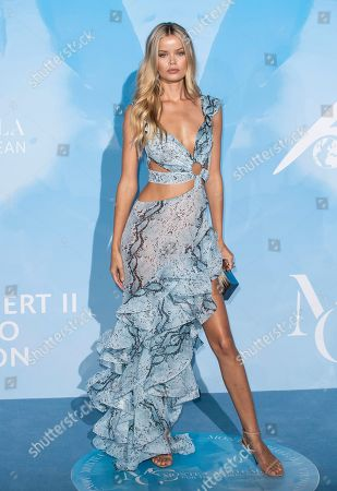Editorial image of Monte Carlo Gala for the Global Ocean, Monaco - 26 Sep 2019