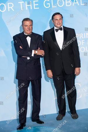 Editorial picture of Monte Carlo Gala for the Global Ocean, Monaco - 26 Sep 2019