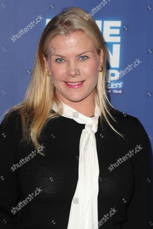 Stock Photo of Alison Sweeney
