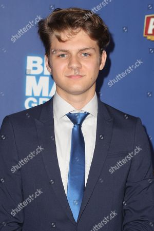 Stock Image of Ty Simpkins