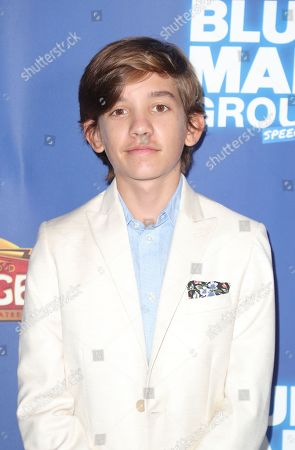 Stock Picture of Prestyn Bates