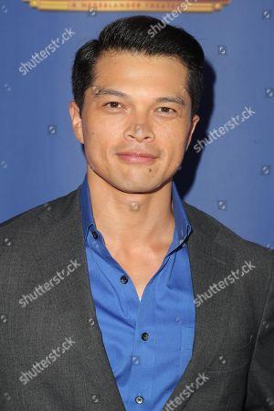 Stock Image of Vincent Rodriguez III