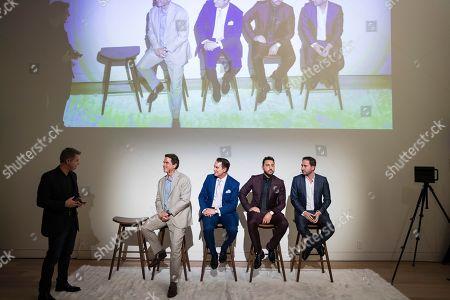 RJ Pittman, Gregory Malin, Joel Goodrich, Josh Altman, Matt Altman
