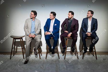 Gregory Malin, Joel Goodrich, Josh Altman, Matt Altman