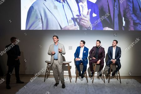 Editorial image of The Future of 3D with Matterport, San Francisco,  USA - 26 Sep 2019