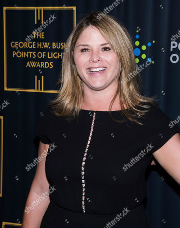Editorial photo of The George H.W. Bush Points of Light Awards Gala, New York, USA - 26 Sep 2019