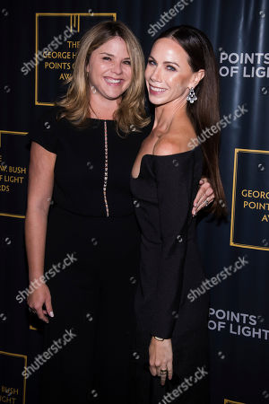 Editorial picture of The George H.W. Bush Points of Light Awards Gala, New York, USA - 26 Sep 2019