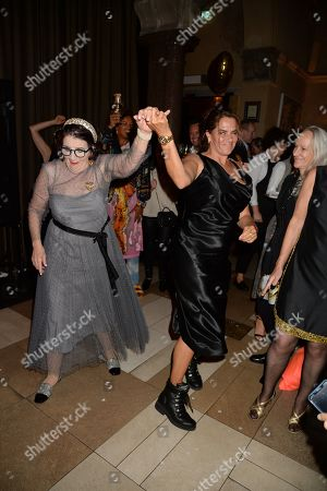 Editorial photo of The Golden Heart party for Sandra Esquilant at Galvin La Chapelle, London, UK - 26 Sep 2019