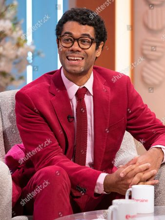 Editorial photo of 'Lorraine' TV show, London, UK - 27 Sep 2019