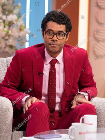 Stock Picture of Richard Ayoade