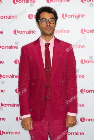 Editorial picture of 'Lorraine' TV show, London, UK - 27 Sep 2019