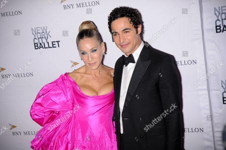 Editorial image of New York Ballet Fall Fashion Gala, USA - 26 Sep 2019