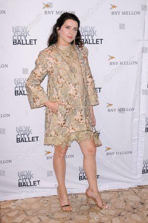 Editorial photo of New York Ballet Fall Fashion Gala, USA - 26 Sep 2019