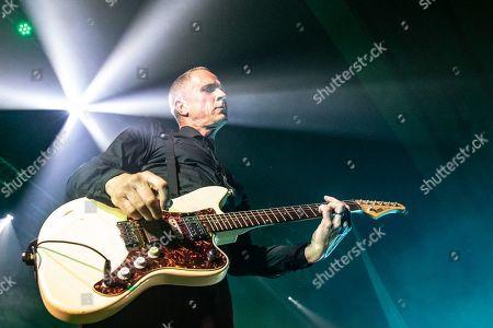 Steve Harris - Gary Numan Band