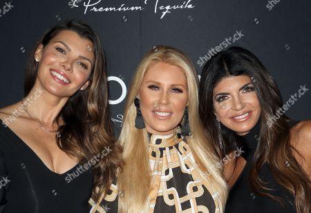 Stock Photo of Ali Landry, Gretchen Rossi, Teresa Giudice