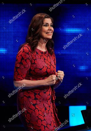 Amanda Lamb facing The Chaser