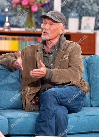 Stock Picture of Paul Nicholas