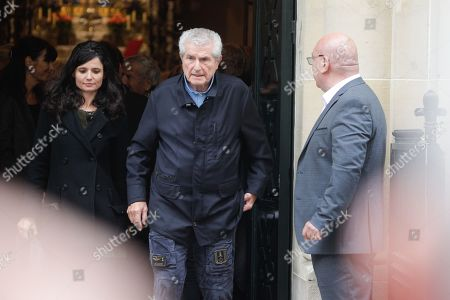 Claude Lelouch and Valerie Perrin