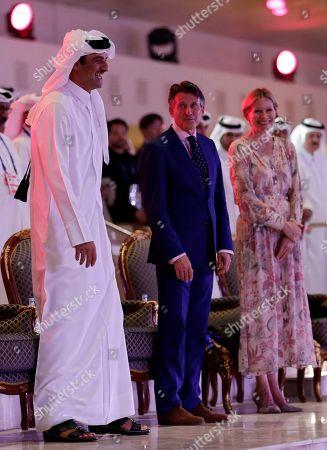 Editorial image of Doha 2019 IAAF World Championships, Qatar - 27 Sep 2019