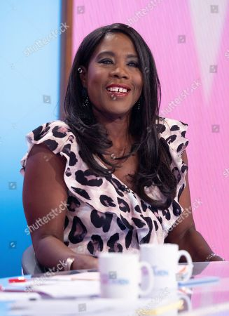 Editorial picture of 'Loose Women' TV show, London, UK - 27 Sep 2019
