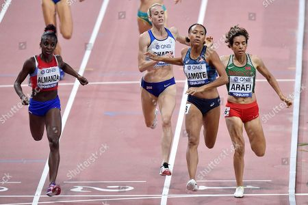 Editorial picture of Athletics Worlds, Doha, Qatar - 27 Sep 2019