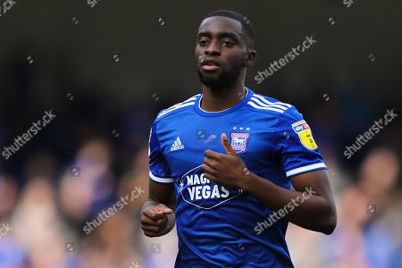 Kane Vincent-Young of Ipswich Town - Ipswich Town v Tranmere Rovers, Sky Bet League One, Portman Road, Ipswich, UK - 28th September 2019 Editorial Use Only - DataCo restrictions apply