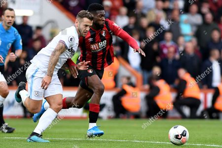 Editorial picture of Bournemouth v West Ham United, Premier League, Football, Vitality Stadium, Bournemouth, UK - 28 Sep 2019