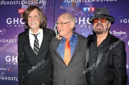 Glen Ballard, Bruce Joel Robin and Dave Stewart