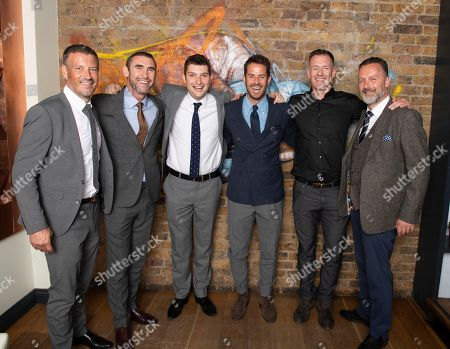 Daily Mail Sports Columnists Mark Clattenburg Martin Keown ?? Jamie Redknapp Chris Sutton And Lee Clayton