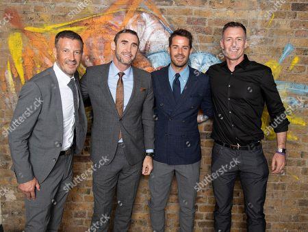 Daily Mail Sports Columnists - Mark Clattenburg Martin Known Jamie Redknapp And Chris Sutton