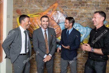 Daily Mail Sports Columnists Mark Clattenburg Martin Keown Jamie Redknapp And Chris Sutton