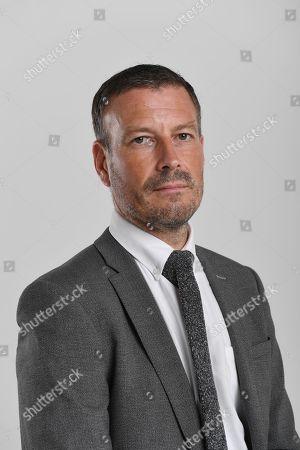 Daily Mail Sports Columnist Mark Clattenburg.