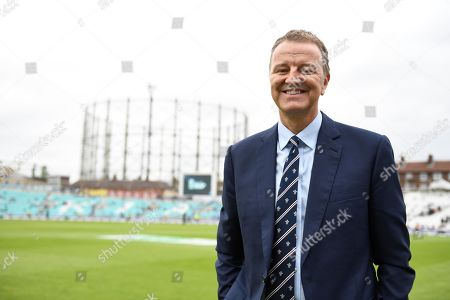 Richard Thompson Chairman Of The Oval Surrey. Photographed At The Oval Vauxhall London