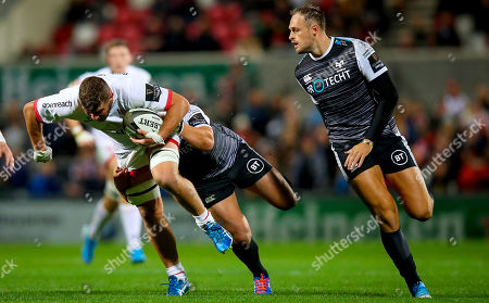 Editorial picture of Guinness PRO14, Kingspan Stadium, Belfast  - 27 Sep 2019