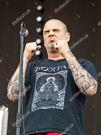 Phil Anselmo. Philip H. Anselmo & The Illegals perform during Louder Than Life at Highland Festival Grounds at KY Expo Center, in Louisville, Ky