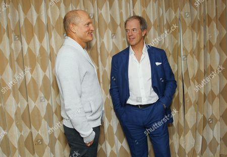 Woody Harrelson, Bill Haney