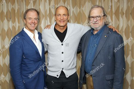 Bill Haney, Woody Harrelson, Jim Allison