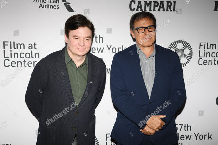 Mike Myers and David O Russell